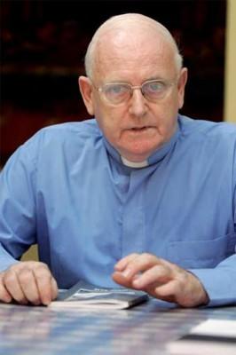 Pe. Dr. Brendan Coleman Mc Donald