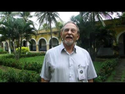 Entrevista com Pe. Luis Sartorel falando sobre o Curso de Verão na Terra do Sol