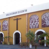 Igreja Matriz da paróquia Senhor do Bonfim