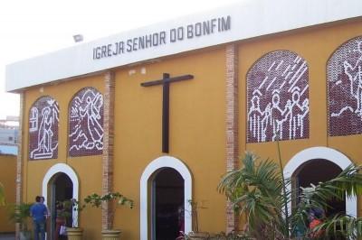 Igreja Senhor do Bonfim, Fortaleza,CE
