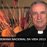 Semana Nacional da Vida 2013 – CNBB