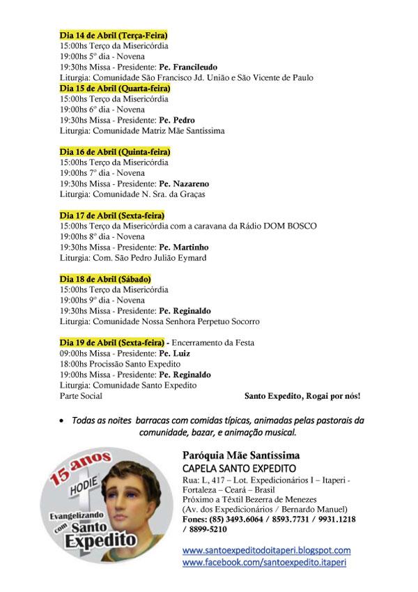 PROGRAMAÇÃO-FESTA-SANTO-EXP