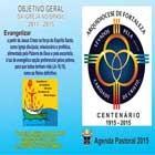 Agenda Pastoral da Arquidiocese  - Ano 2015