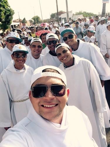Seminaristas do Propedêutico.