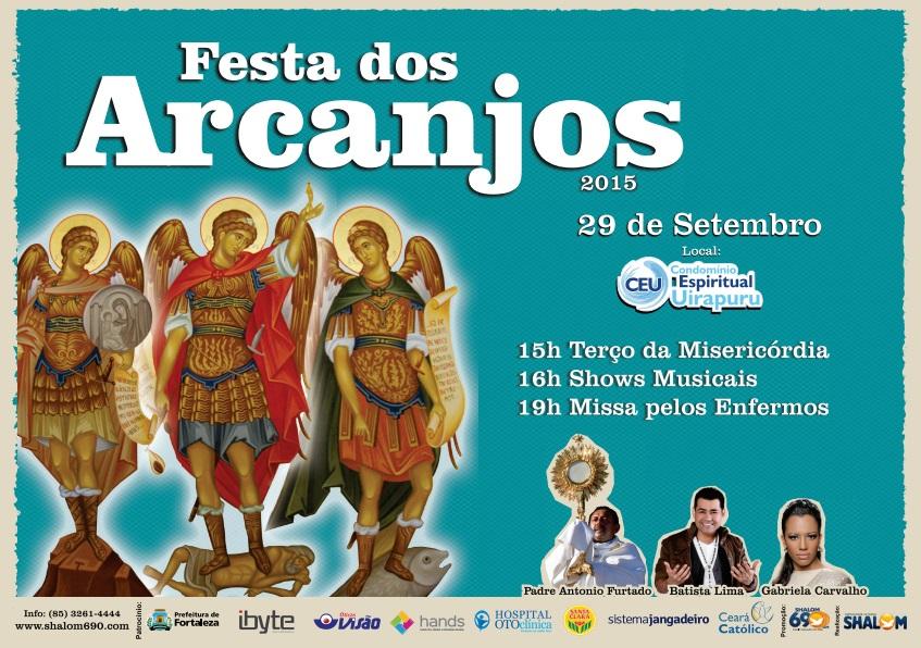 Festa dos arcanjos