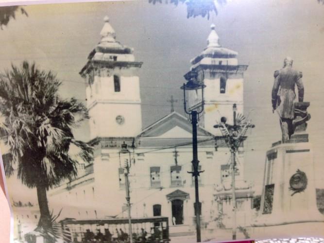 Antiga Catedral de Fortaleza