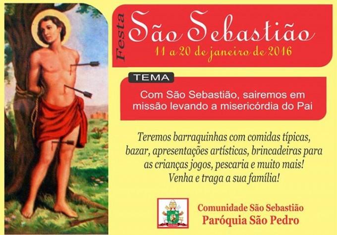 SÃO SEBASTIÃO - BARRA DO CEARÁ
