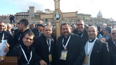 Padres DenysLima,RafhaeMaciel,AntonioFurtado,Livandro,AlmeidaNeto