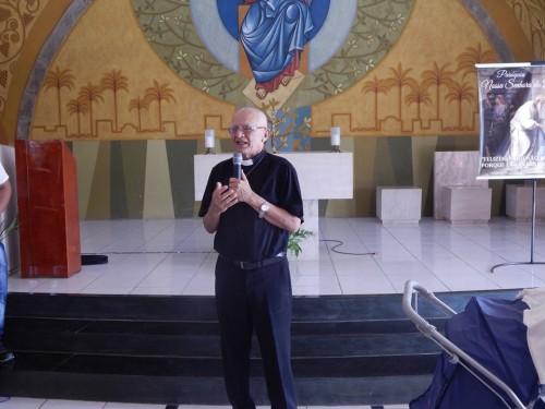 Padre Abel Jackson - pároco