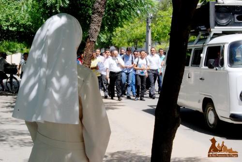 Jubileu_Seminaristas_Arquidiocese_Fortaleza_Santuário _Canindé_2016 (10)