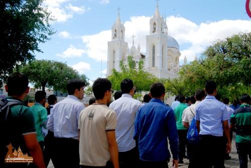 Jubileu_Seminaristas_Arquidiocese_Fortaleza_Santuário _Canindé_2016 (12)