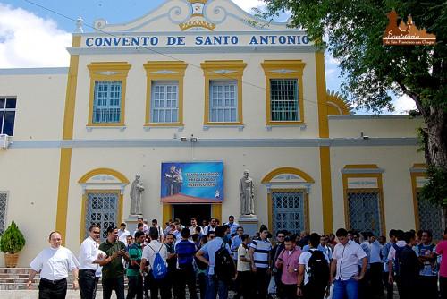 Jubileu_Seminaristas_Arquidiocese_Fortaleza_Santuário _Canindé_2016 (7)