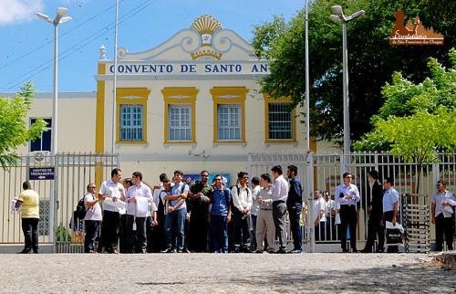 Jubileu_Seminaristas_Arquidiocese_Fortaleza_Santuário _Canindé_2016 (8)