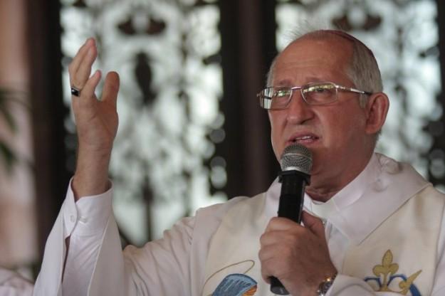 Dom José Antonio,arcebispo de Fortaleza.