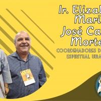 Ir. Elizabete e José Carlos