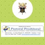 pastoral dos presbíteros