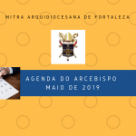 agenda do arcebispo