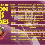 Mutirão de Confissões na Região Sagrada Família 2019