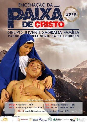 Paixão de Cristo bairro Ellery 2019