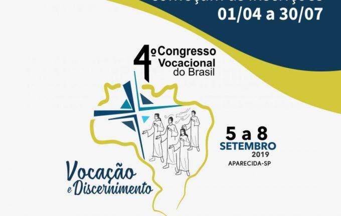 congresso vocacional